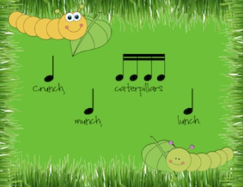 In The Tall, Tall Grass: A Music Activity