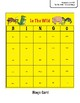 In The Wild Animal Themed Bingo: Mastering CVC Words