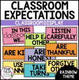 In This Classroom... expectations - Decoration, Posters