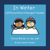 In Winter: A Differentiated Emergent Reader with Sight Wor
