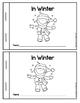 In Winter Emergent Reader