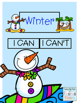 In Winter, I Can/Can't