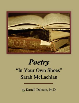 """""""In Your Own Shoes"""" -- Sarah McLachlan -- Poetry"""