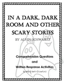 In a Dark, Dark Room {Comprehension and Written Response A