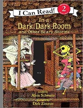 In a Dark, Dark Room Lesson Plan