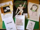 """""""In a Dark, Dark Room & Other Scary Stories"""" Halloween Activities"""