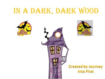 In a Dark, Dark House (Halloween Book)