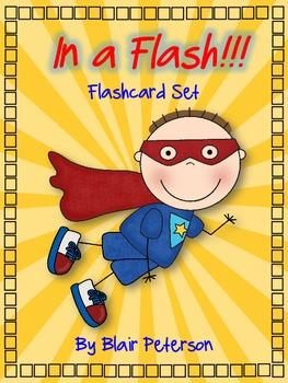 In a Flash: Flashcard Sets
