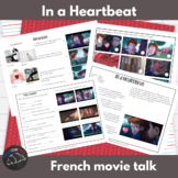 In a Heartbeat - Movie talk for French learners