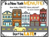 In a New York Minute!! Identifying the Minutes on the Cloc