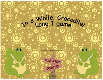 In a While, Crocodile (long i game)