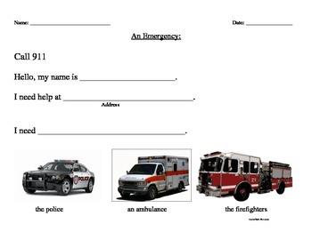 In an Emergency, Call 911