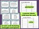 In and Around - area and perimeter task cards + printables (set B)