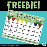 In and Out Table FREEBIE!