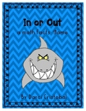 In and Out: a math facts game