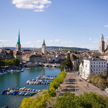In der Schweiz: Zürich