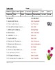 In der Stadt: German Worksheet on Places around Town with Dative (SUB PLAN)