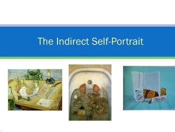 In-direct Self portrait