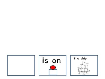 In on and under book for prepositions