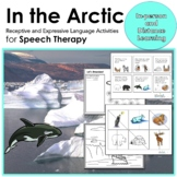 In the Arctic Receptive and Expressive Language Activities for Speech Therapy