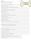 In the Bones - The New Detectives Video Worksheet