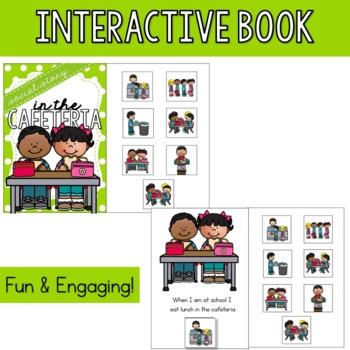 In the Cafeteria - Interactive Social Story
