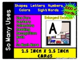In the Class - Back to School  - 1000 + Cards for Activity