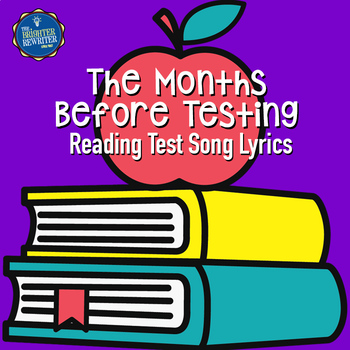 Reading Test Song Lyrics for 12 Days of Christmas