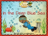 In the Deep Blue Sea – a bilingual emergent reader