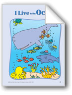 In the Deep Ocean: Circle-Time Book