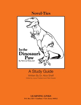 In the Dinosaur's Paw - Novel-Ties Study Guide