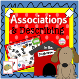 Associations & Describing: In the Doghouse! Speech Therapy