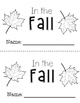 Emergent Reader - In the Fall