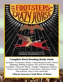 In the Footsteps of Crazy Horse by Joseph Marshall Novel Literature Study Guide