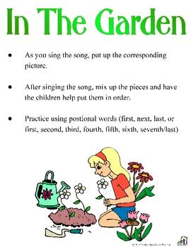 In the Garden Song