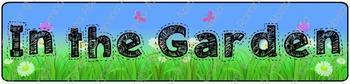 In the Garden Theme Banner