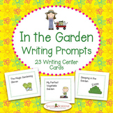Garden Writing Prompts
