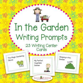 Garden Writing Prompts