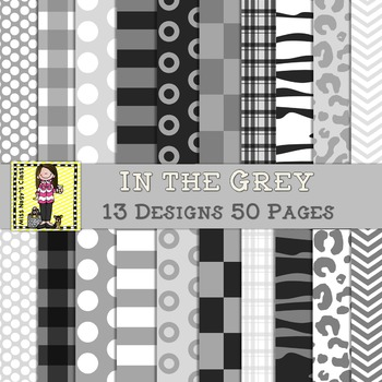 In the Grey - Digital Papers
