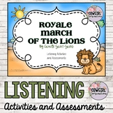 Carnival of the Animals - Royale March of the Lions Listening Activities