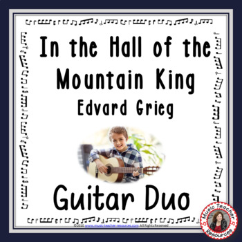 Guitar Duo: 'In the Hall of the Mountain King'