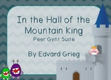 In the Hall of the Mountain King - Tempo & Dynamics Listening Activity
