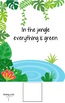 In the Jungle Interactive Book