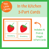 In the Kitchen 3-Part Cards