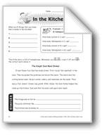 In the Kitchen (Thinking Skills)