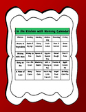 In the Kitchen with Mommy - Infant Curriculum