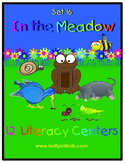 In the Meadow Literacy Centers: Half-Pint Readers Set 16
