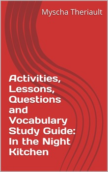 In the Night Kitchen Activities, Lesson Plan and Worksheet Package