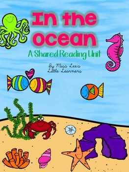 In the Ocean-A Shared Reading Unit (nonfiction)