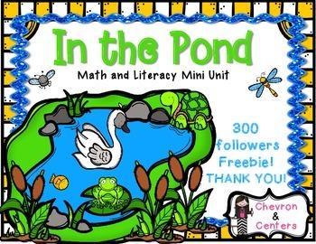 In the Pond-FREEBIE mini unit